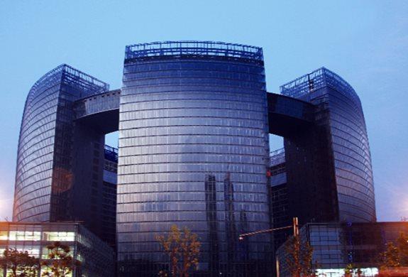新城新地標——杭州市市民中心